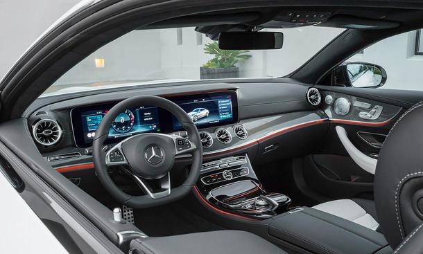 neues mercedes e-klasse coupé (2017): erste fahrt | autozeitung.de