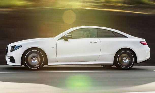 Mercedes-Benz E-Klasse Coupé