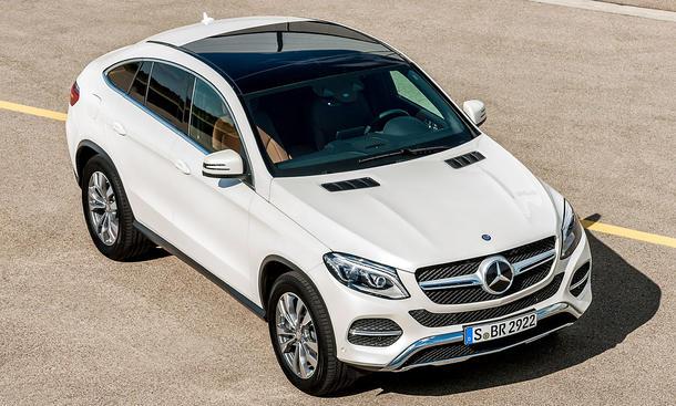 Mercedes GLE Coupé (2015)