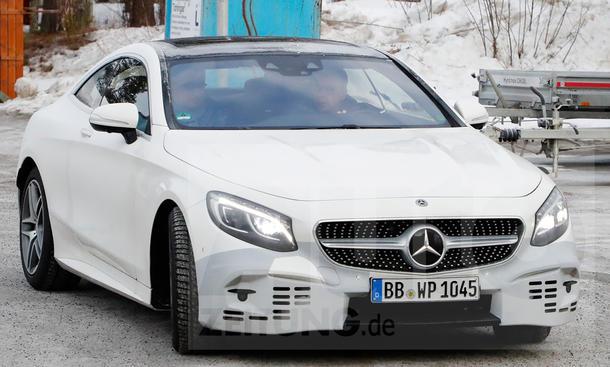 Mercedes S-Klasse Coupé (2017)