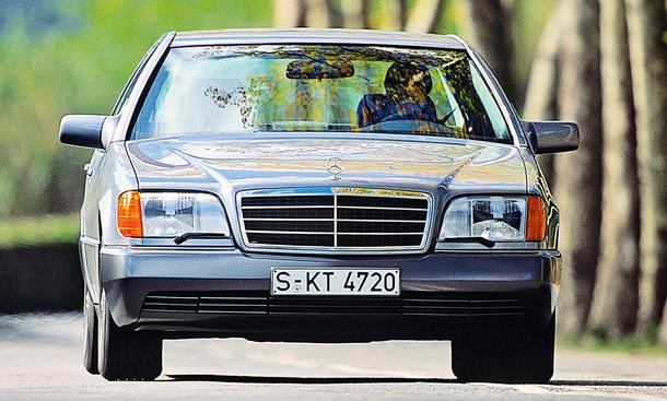 Mercedes S-Klasse W140: Gebrauchtwagen