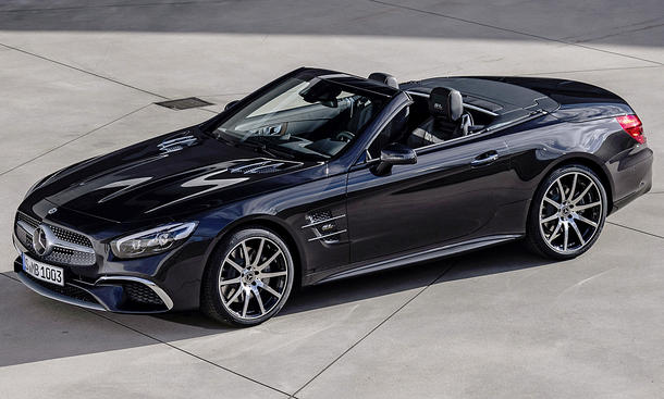 Mercedes SL (2019): Grand Edition