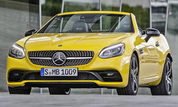 "Mercedes SLC ""Final Edition"" (2019)"