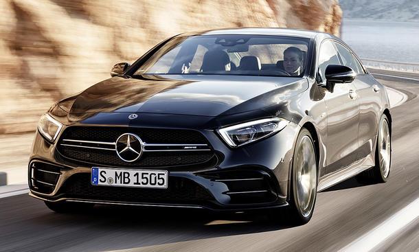 Mercedes-AMG 53 mit 435 PS