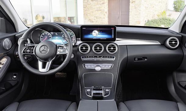Mercedes C-Klasse T-Modell (2021)