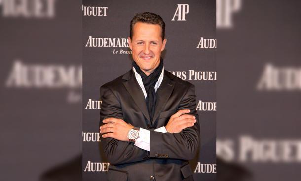 Michael Schumacher zu Gast in Berlin
