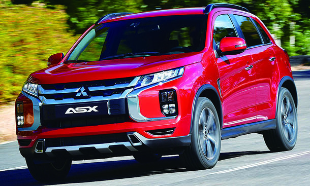 Mitsubishi ASX Facelift (2019)
