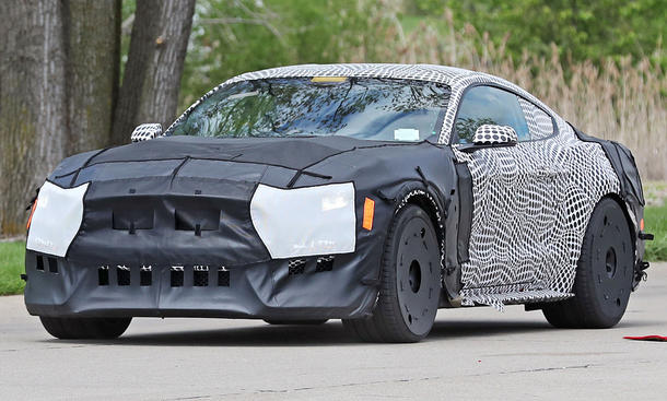 Ford Mustang GT500 (2019