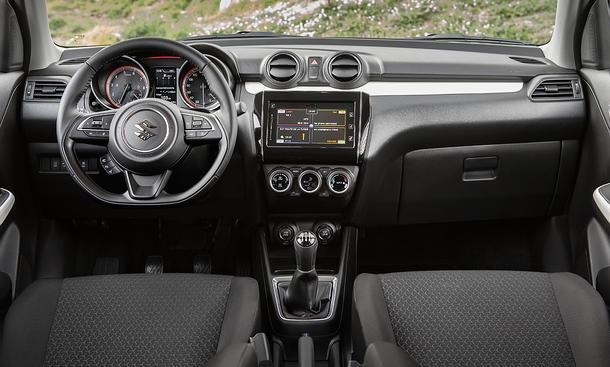 Neuer Suzuki Swift 2017 Erste Testfahrt