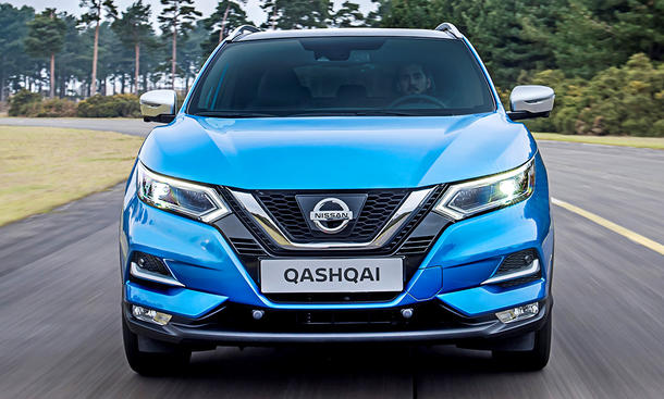 nissan qashqai facelift 2 generation 2017 preis. Black Bedroom Furniture Sets. Home Design Ideas