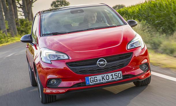 Opel Corsa S (2017)