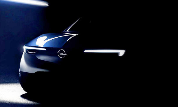 Neues Opel-Markengesicht