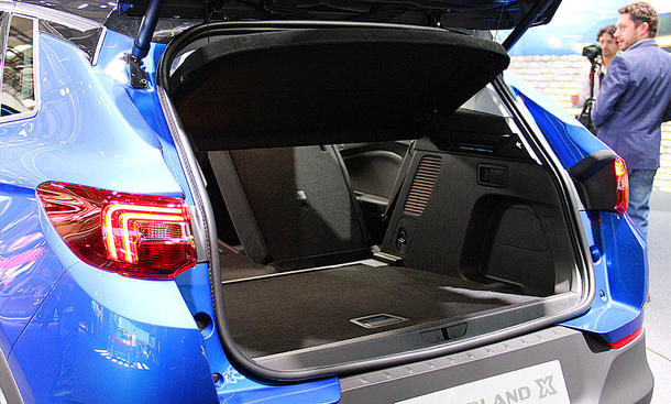 opel grandland x 2017 preis motor. Black Bedroom Furniture Sets. Home Design Ideas