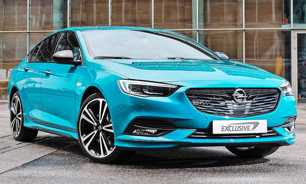 Opel Insignia Ultimate Exclusive (2018)