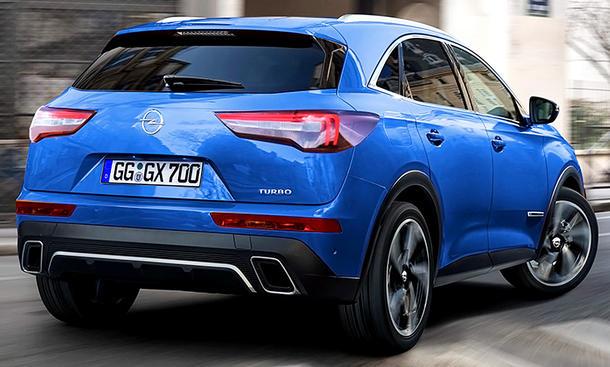 Opel Suv 2021 Geruchte Um Omega Nachfolger Update