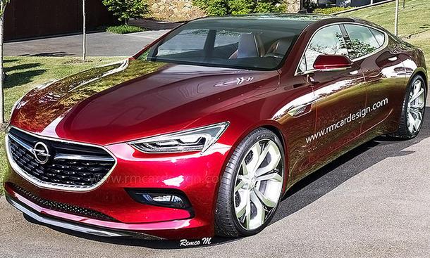 Opel Senator