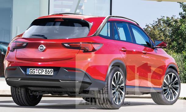 Opel Neuheiten Bis 2020 Autozeitung De
