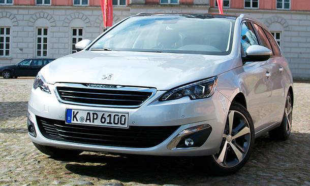 Peugeot 308 SW PureTech 130