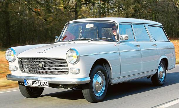 Peugeot 404 Familiale: Classic Cars