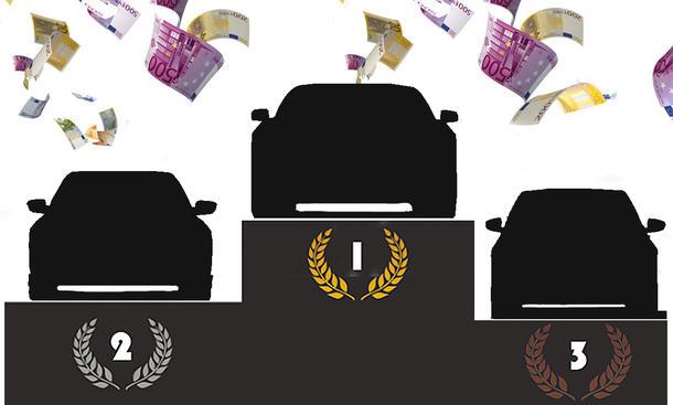 Euro pro PS: Top-10 Preis