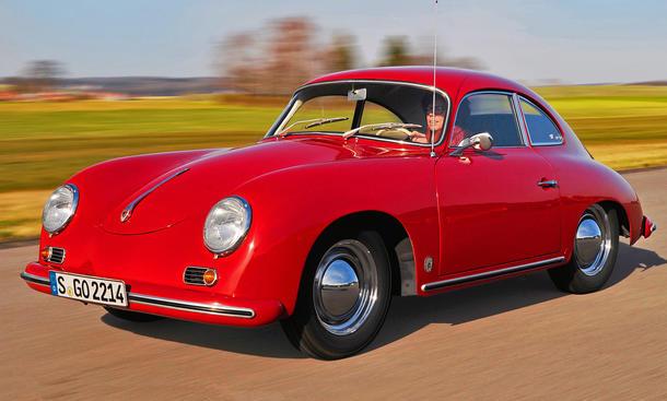 Porsche 356 A 1600 Super Coupe: Classic Cars