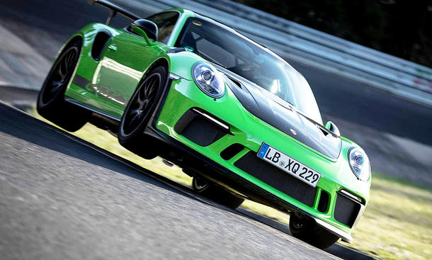 porsche 911 gt3 rs facelift 2018 preis rekord. Black Bedroom Furniture Sets. Home Design Ideas