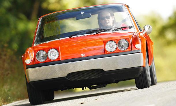 Porsche 914/8: Classic Cars