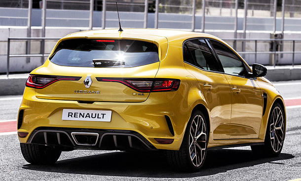 Renault Mégane R.S. Trophy (2018)
