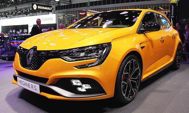 Renault Mégane R.S. (2017)