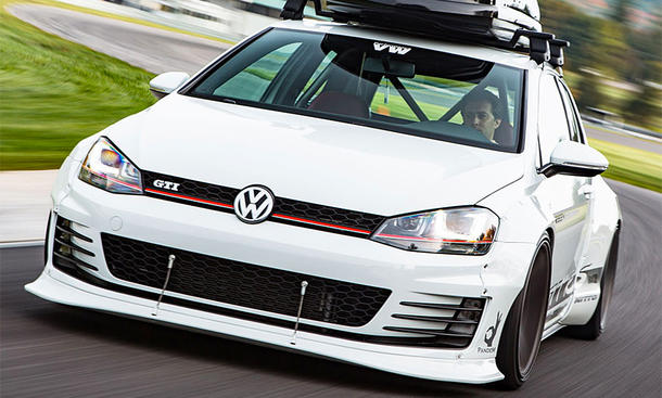 "VW Golf GTI ""RS"" Rocket Bunny"