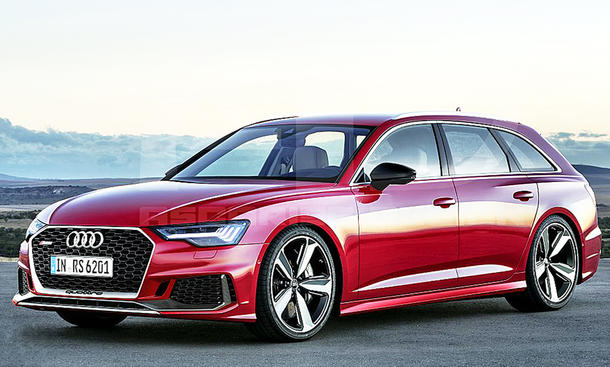 Audi Rs Top Car Models - Audi rs6 2018