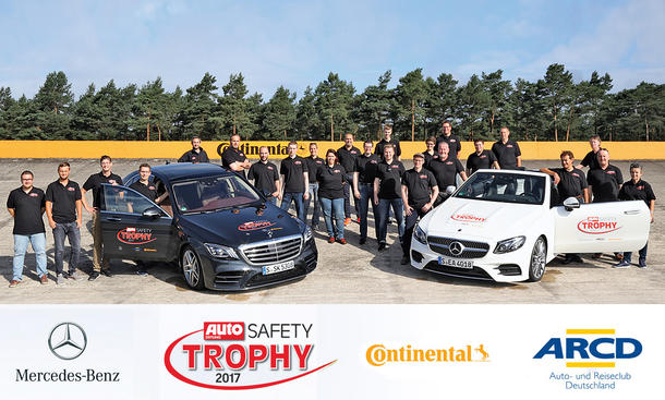 Safety Trophy 2017
