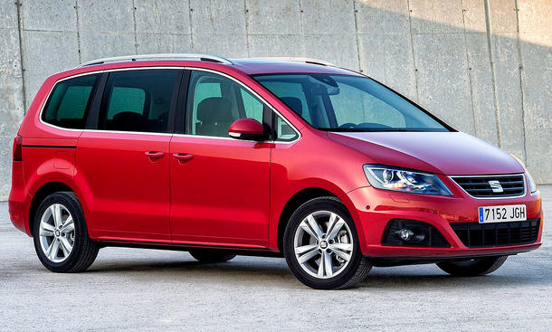 seat alhambra 2 generation. Black Bedroom Furniture Sets. Home Design Ideas