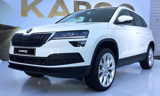 skoda karoq 1 generation. Black Bedroom Furniture Sets. Home Design Ideas