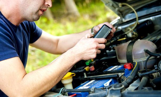 Die Lebensdauer jeder Starterbatterie ist begrenzt