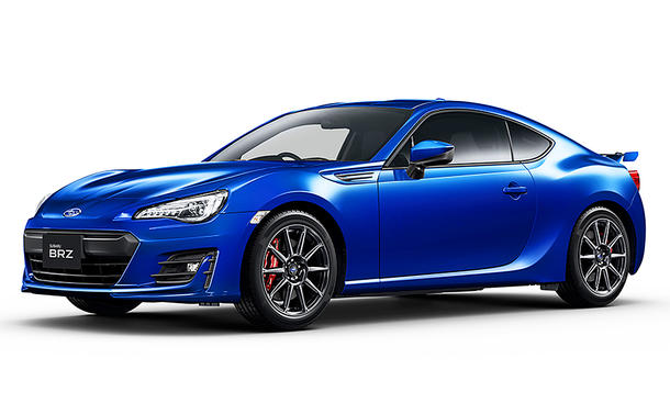 Subaru BRZ Final Edition (2020)