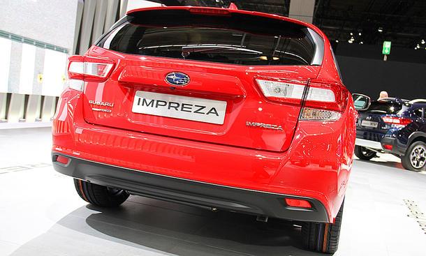 Subaru Impreza (2017)