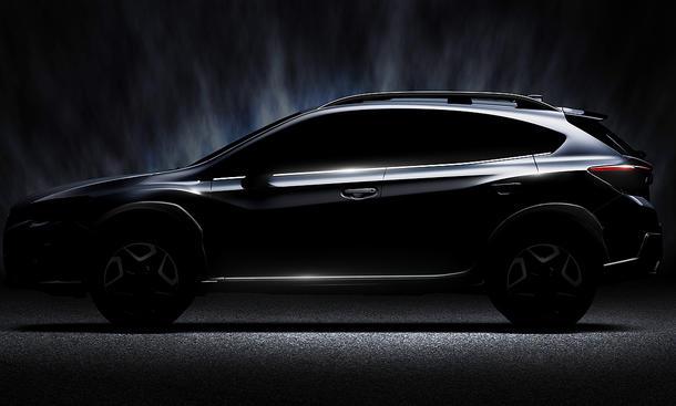 Subaru XV (2017)