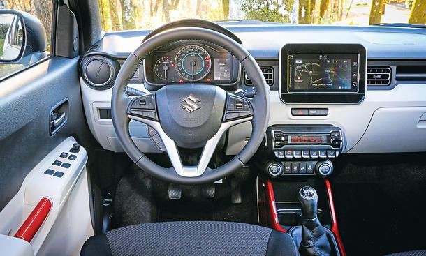 Suzuki Ignis 12 Test