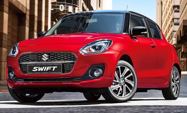 Suzuki Swift (2020)