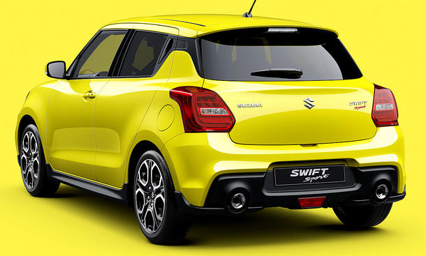 Suzuki Swift Sport (2017)