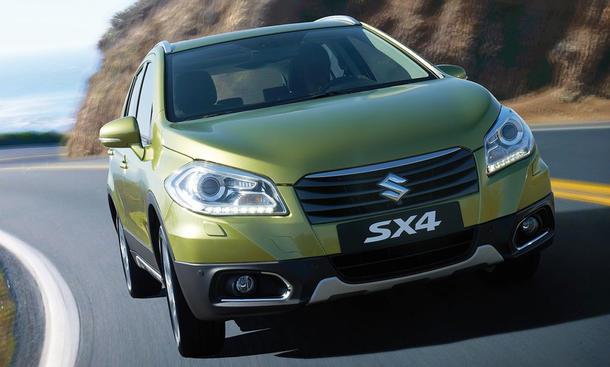 Suzuki SX4 Gebrauchtwagen