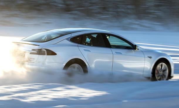 Tesla Model S Facelift (2016)