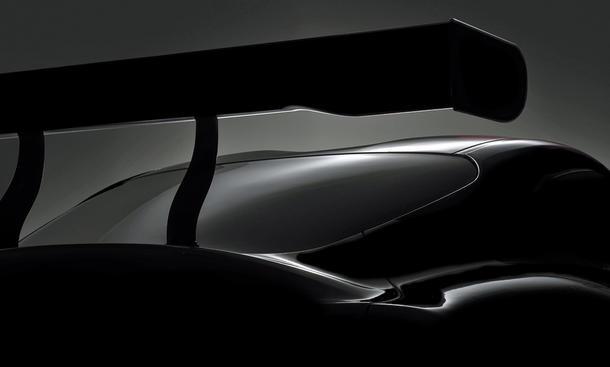 Toyota Supra Studie (2018)