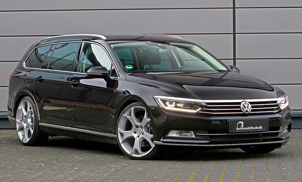 vw passat b8 tuning von b b. Black Bedroom Furniture Sets. Home Design Ideas