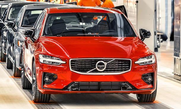 Volvo S60 (2018)