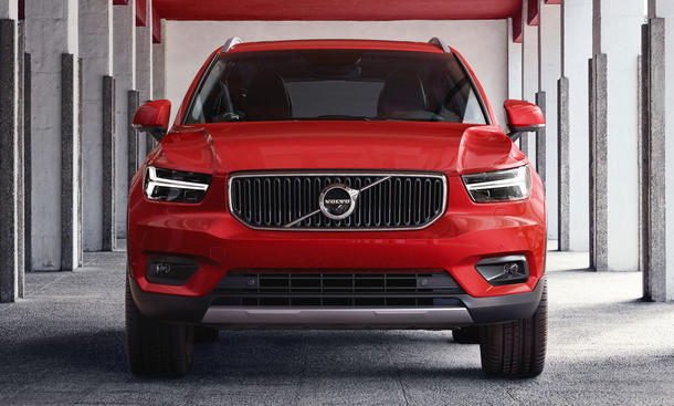 volvo xc40 2018 preis motoren update. Black Bedroom Furniture Sets. Home Design Ideas
