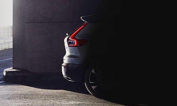 Volvo XC40 (2018)