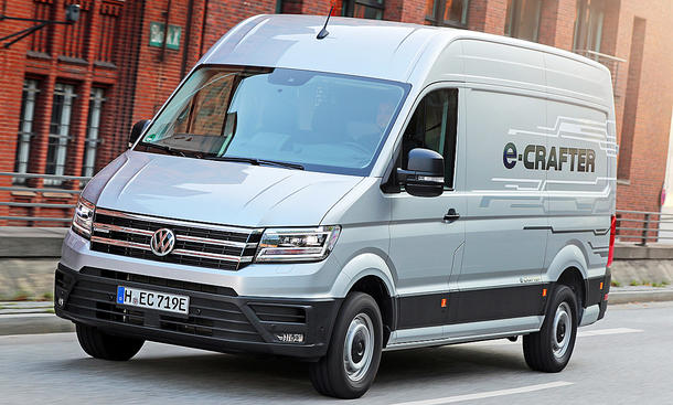 VW e-Crafter (2018)