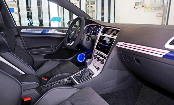 VW Golf GTE Variant impulsE für GTI-Treffen 2017